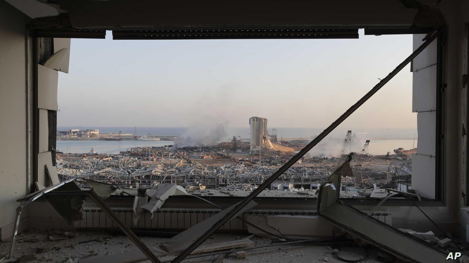 انفجار بيروت: الطريق إلى وقوع الكارثة