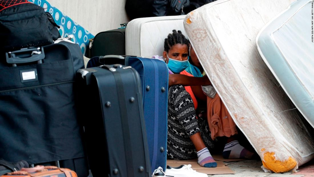 Forgotten voices: Migrant workers left scrambling for survival following Beirut explosion