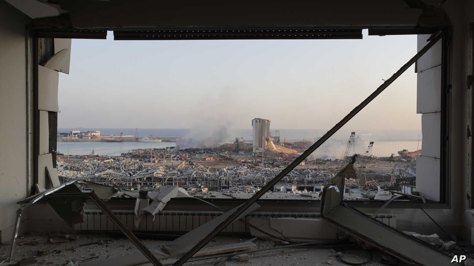 Beirut explosion: the path to disaster