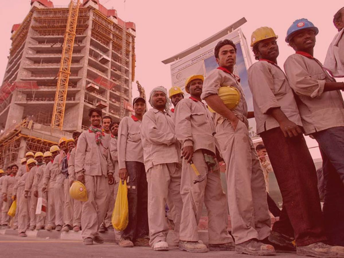 مبادرة السعودية لتحسين العلاقة التعاقدية للعمالة الوافدة مرحب بها لكن نجاحها مرتبط بإلغاء تام لنظام الكفالة