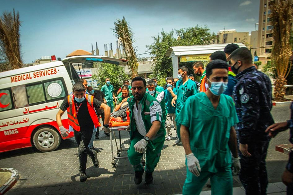 New Report: Israel deliberately destroyed health sector infrastructure during its attack on Gaza