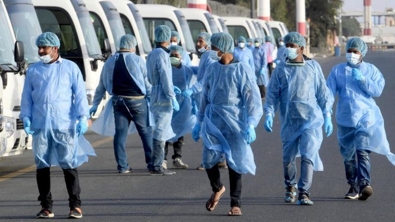 Kuwait: nationality-based discriminatory practices in salaries and bonuses of health sector workers