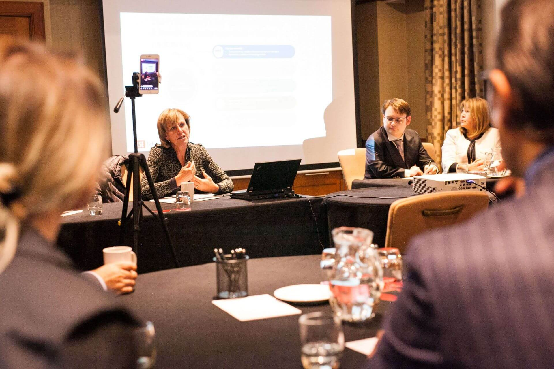 Businesses can contribute to armed conflict—or be part of peacebuilding, concludes ImpACT roundtable