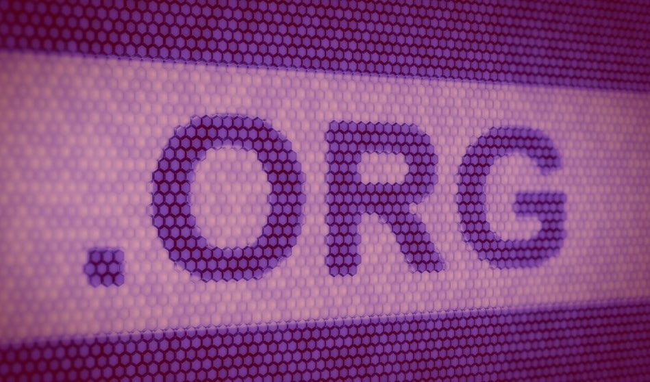 Blocking the sale of .org domain protects civil society data